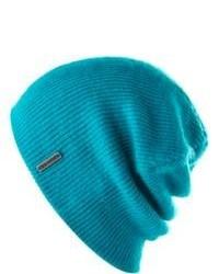 Бирюзовая шапка