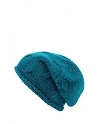 Женская бирюзовая шапка от Canoe