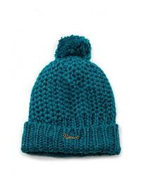 Женская бирюзовая шапка от Rip Curl
