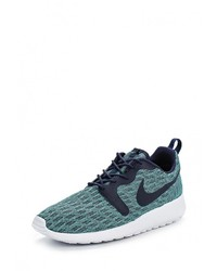 Мужские бирюзовые кроссовки от Nike