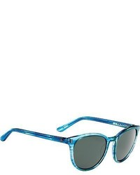 Бирюзовые солнцезащитные очки