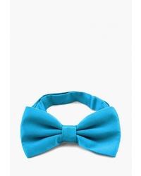 Мужской бирюзовый галстук-бабочка от Casino