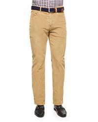 Вельветовые брюки чинос