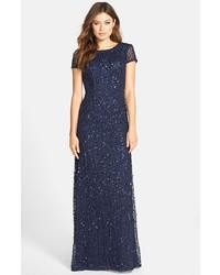 вечернее платье с пайетками original 3885177