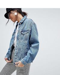 Женская голубая джинсовая куртка от Asos Tall
