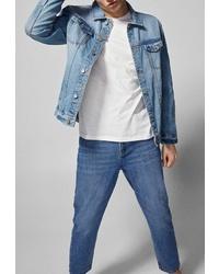 Мужская голубая джинсовая куртка от SPRINGFIELD