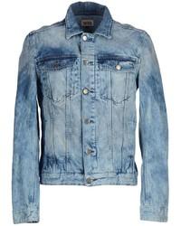 Мужская голубая джинсовая куртка от Tommy Hilfiger