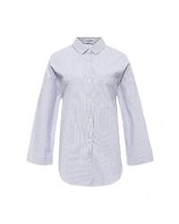 Женская голубая классическая рубашка от Cocos