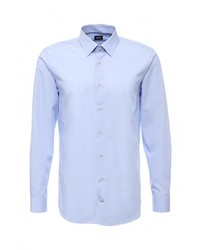 Мужская голубая рубашка с длинным рукавом от JOOP!