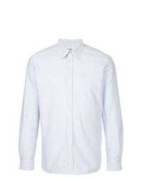Мужская голубая рубашка с длинным рукавом от Kent & Curwen