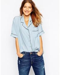 рубашка с коротким рукавом medium 164255