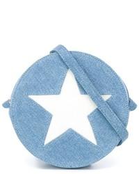Детская голубая сумка для девочке от Stella McCartney