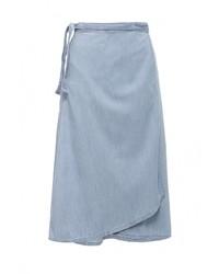 Голубая юбка от Gap