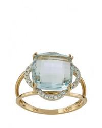 Женское голубое кольцо от Aloris