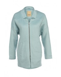 Женское голубое пальто от Ichi