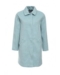 Женское голубое пальто от LOST INK