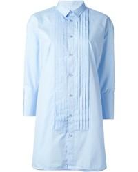 голубое платье рубашка original 10215489