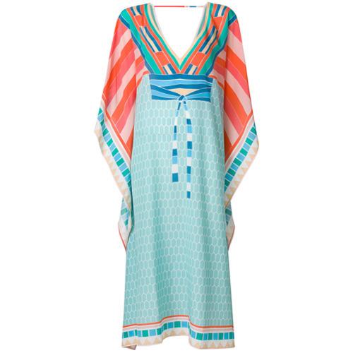 Голубое пляжное платье от Karma Beach