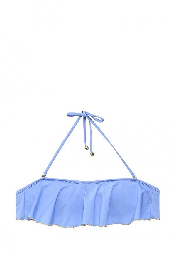 Голубой бикини-топ от Phax