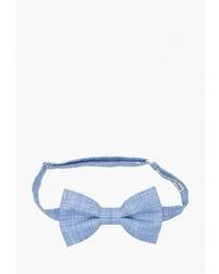 Мужской голубой галстук-бабочка от Rainbowtie