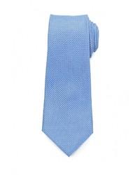 Мужской голубой галстук от Banana Republic