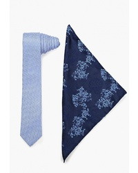 Мужской голубой галстук от Burton Menswear London