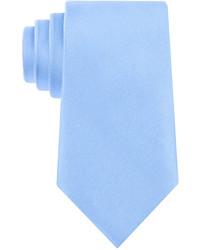 Мужской голубой галстук от Geoffrey Beene