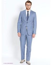 Голубой костюм от VINCHI
