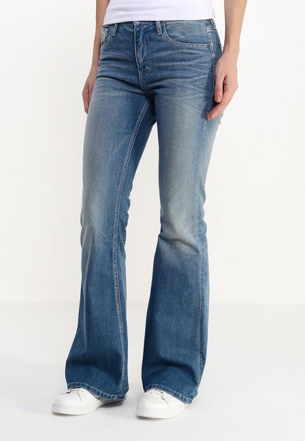 8109d0ab641 Голубые джинсы-клеш от Calvin Klein Jeans