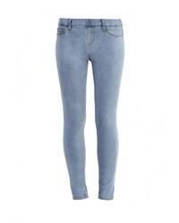 Голубые джинсы скинни от Befree