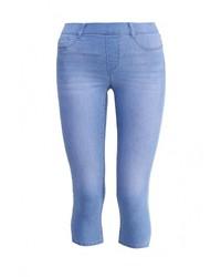 Голубые джинсы скинни от Dorothy Perkins