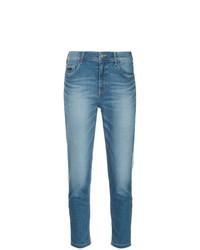 Голубые джинсы скинни от Loveless