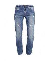 Мужские голубые джинсы от Alcott