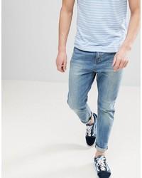 Мужские голубые джинсы от ASOS DESIGN