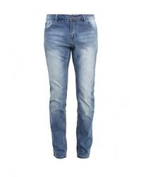 Мужские голубые джинсы от Baon