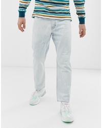 Мужские голубые джинсы от Cheap Monday