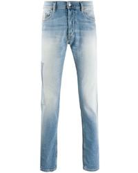 Мужские голубые джинсы от Diesel
