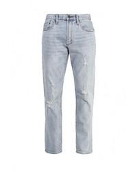 Мужские голубые джинсы от Gap