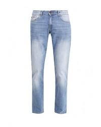 Мужские голубые джинсы от H.I.S