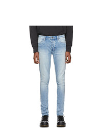 Мужские голубые джинсы от Ksubi