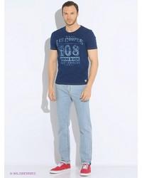 Мужские голубые джинсы от Lee Cooper