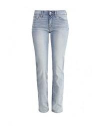 Женские голубые джинсы от Levi's
