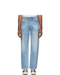 Мужские голубые джинсы от Levis Vintage Clothing