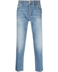 Мужские голубые джинсы от Pt01