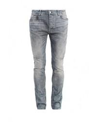 Мужские голубые джинсы от Topman