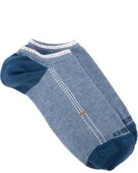 Мужские голубые носки от Diesel