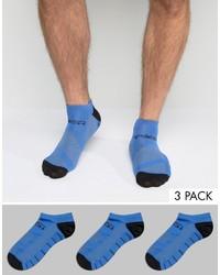 Мужские голубые носки от Jack and Jones
