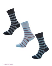 Мужские голубые носки от Malerba