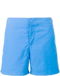 Голубые шорты для плавания от Orlebar Brown