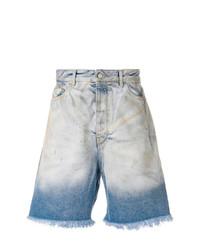 Мужские голубые шорты от Golden Goose Deluxe Brand